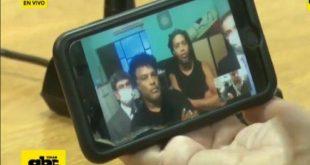 Η στιγμή που ο δικαστής ανακοινώνει στον Ροναλντίνιο την αποφυλάκισή του