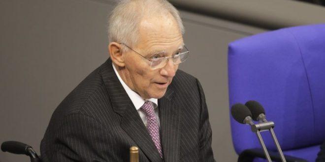 Σόιμπλε: Όχι στον κοινό δανεισμό των ευρωπαϊκών χωρών για την καταπολέμηση του κορονοϊού
