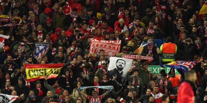 Κορονοϊός: Ο δήμαρχος Λίβερπουλ ζητά έρευνα για τους Ισπανούς οπαδούς της Ατλέτικο που ταξίδεψαν στο Άνφιλντ