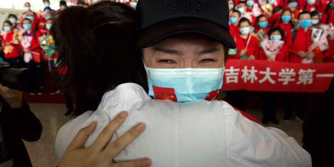 Κανένας θάνατος από κορονοϊό στην Κίνα - Μόλις τρία νέα κρούσματα, τα δύο εισαγόμενα