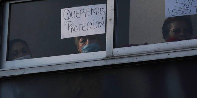 Σκληρές μαρτυρίες από το Μεξικό: Ύβρεις και ξύλο μέχρι θανάτου σε γιατρούς και νοσηλευτές λόγω κορονοϊού