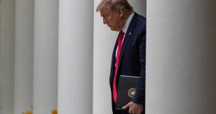 Κορονοϊός: Το 65% των αμερικανών λέει πως ο Τραμπ άργησε ν' αντιδράσει