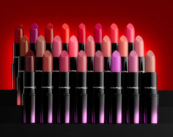 MAC LOVE ME LIPSTICK COLLECTION FOR FALL 2019 567x450
