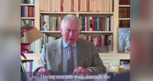Πρίγκιπας Κάρολος για κορονοϊό: Είναι μια περίεργη και οδυνηρή περίοδος για το έθνος