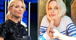 Η Βίκυ Καγιά εύχεται στην Έλενα Χριστοπούλου να είναι καλά και ευτυχισμένη