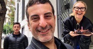 Στέλιος Κουδουνάρης: Η διαφορετική έκπληξη στην Αλεξάνδρα Κατσαΐτη για τα γενέθλιά της λόγω κορονοϊού