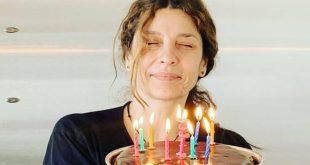 Πόπη Τσαπανίδου: Τα γενέθλια στην καραντίνα και η τούρτα που της έφτιαξε η κόρη της