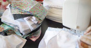 Οίκος ραπτικής του Βερολίνου αντί για γραβάτες φτιάχνει πλέον πολύχρωμες μοδάτες μάσκες