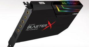 Sound BlasterX AE-5 Plus: Καλύτερη δε γίνεται στην κατηγορία Gaming Sound Cards