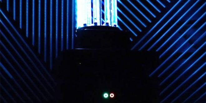 Ρομπότ στη μάχη του κορονοϊού: Κάνει απολύμανση χωρίς χημικά