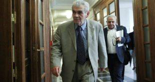 Προκαταρκτική για Παπαγγελόπουλο: Στην Ολομέλεια η πρόταση για τη διεύρυνση του κατηγορητηρίου