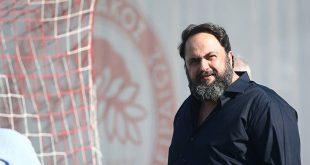 Μαρινάκης στους παίκτες του Ολυμπιακού: Μέσα από την κρίση θα βγούμε πιο δυνατοί