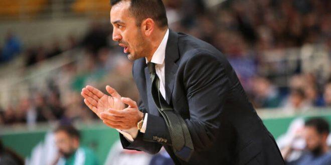 Ο Γιώργος Βόβορας αναλαμβάνει τα ηνία της ομάδας μπάσκετ του Παναθηναϊκού
