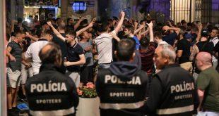 Οπαδοί της Μπενφίκα μαχαίρωσαν φίλο της Σπόρτινγκ - Τον έσωσε αστυνομικός που τυχαία ήταν εκεί