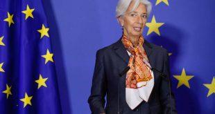 Λαγκαρντ: Η ΕΚΤ θα συνεχίσει απτόητη τις αγορές ομολόγων