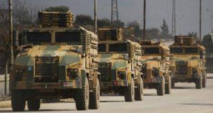 Ολοκληρώνεται σταδιακά η μετάβαση 1.500 Τούρκων στρατιωτών στα Κατεχόμενα