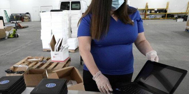 Τσιπ bluetooth θα εντοπίζει τον κορονοϊό σε εργασιακό χώρο