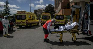Ο κορονοϊός έφερε δραματική αύξηση της θνησιμότητας στην Ισπανία
