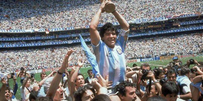 Μαραντόνα: Το Νο10 της Αργεντινής θα είναι πάντα δικό μου