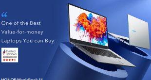 Sold out στο Amazon από την πρώτη ημέρα για το νέο laptop HONOR MagicBook