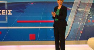 Σία Κοσιώνη: Στο δελτίο έναν χρόνο μετά, με παρόμοιο κοστούμι αλλά μεγάλη αλλαγή στην εμφάνιση