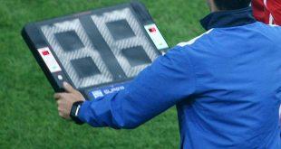 Την καθιέρωση πέντε αλλαγών στα ποδοσφαιρικά παιχνίδια ενέκρινε η FIFA
