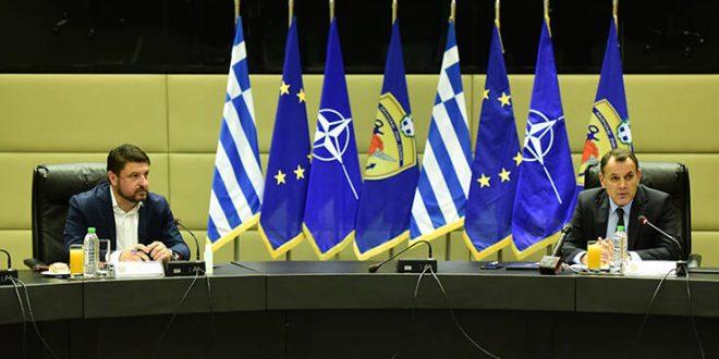 Σύσκεψη ενόψει καλοκαιριού υπό τον υπουργό Εθνικής Άμυνας, Νίκο Παναγιωτόπουλο