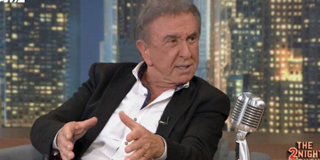 Χείμαρρος ο Παπαργυρόπουλος για τη ζωή του και την δουλειά του: Σπούδασα στα μεγαλύτερα...