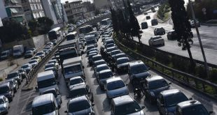 Κίνηση τώρα: Τροχαίο στον Κηφισό και μποτιλιάρισμα χιλιομέτρων