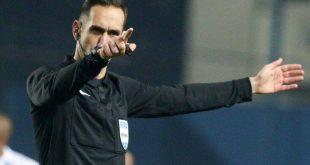 Super League 1: Ο Παπαπέτρου θα σφυρίξει στο ΠΑΟΚ - Ολυμπιακός, ο Τζήλος στο ΑΕΚ - Παναθηναϊκός