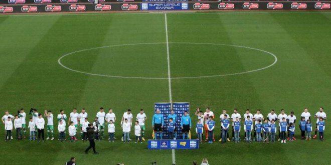 Super League 1: Οι παίκτες ΑΕΚ και Παναθηναϊκού θα γονατίσουν προς τιμήν του Τζορτζ Φλόιντ