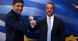 Απευθείας ενίσχυση 12 εκατομμύρια ευρώ στα ερασιτεχνικά σωματεία