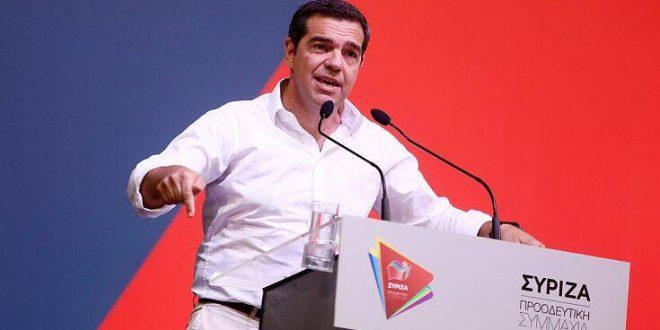 Τσίπρας: «Θα έχουμε νέα μέτρα λιτότητας τέλη Αυγούστου και τότε θα μάθουμε αν ο πρωθυπουργός επιλέξει να δραπετεύσει ή να προχωρήσει»