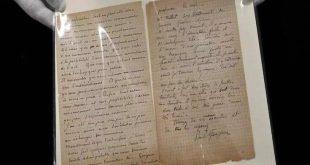 Ιστορική επιστολή για την αναγέννηση της art nouveau πωλήθηκε 210.600 ευρώ σε δημοπρασία