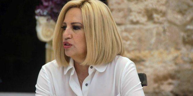 Γεννηματά: Ο ΣΥΡΙΖΑ δεν ήταν μόνο αυταπάτες, αλλά κι απάτες