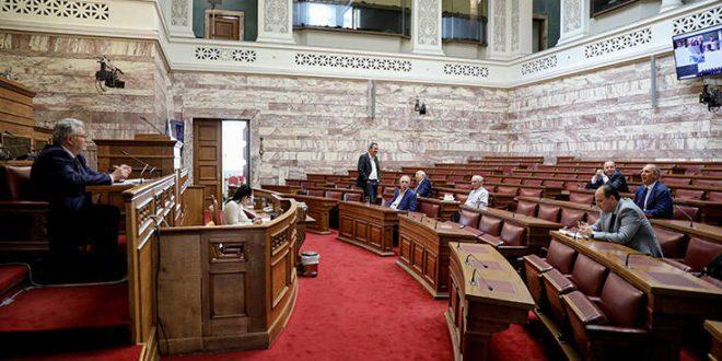 Κυρώθηκε στη Βουλή η συμφωνία Ελλάδας - Αιγύπτου στον τομέα κοινωνικής ασφάλισης