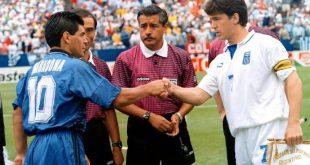 Όταν ο Μαραντόνα έβαζε κόντρα στην Ελλάδα το τελευταίο του γκολ με την Αργεντινή