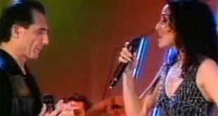 Σε αυτό το τραγούδι του Λευτέρη Πανταζή, έκανε δεύτερες φωνές η Άννα Βίσση