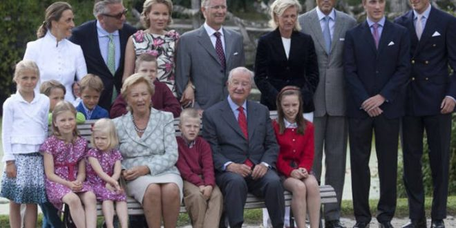 Πρόστιμο 10.400 ευρώ στον πρίγκιπα Ιωακείμ του Βελγίου επειδή παραβίασε την καραντίνα