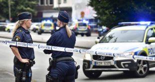 Πυροβολισμοί σε εμπορικό κέντρο στη Στοκχόλμη