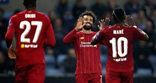 Το όνομα της Λίβερπουλ χαράκτηκε στο τρόπαιο της Premier League για τη σεζόν 2019-20