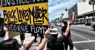 Γνωστός ηθοποιός συνελήφθη σε διαδήλωση για τον θάνατο του Τζορτζ Φλόιντ