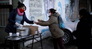 Παρελαύνει η πανδημία στην Αργεντινή: Νέα θλιβερά ρεκόρ θανάτων και κρουσμάτων μόλυνσης