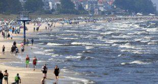Κρατήσεις θέσεων σε παραλία της Γερμανίας... μέσω App