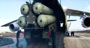 Συμφωνία Ρωσίας-Τουρκίας για την παράδοση και δεύτερης παρτίδας S-400