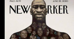 Συγκλονίζει το εξώφυλλο του New Yorker: Ο Τζορτζ Φλόιντ και τα θύματα ρατσιστικής βίας σε ένα σώμα