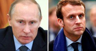 Μακρόν: Είμαι βέβαιος ότι μπορούμε να προχωρήσουμε με τη Ρωσία σε αρκετά θέματα