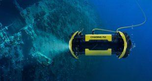 Ένα καινοτόμο υποβρύχιο drone 3.000 ευρώ