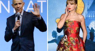 Μπάρακ Ομπάμα και Τέιλορ Σουίφτ στο «Stonewall Day»