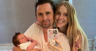 Ο Μάθιου Μπέλαμι των Muse έγινε ξανά πατέρας και συστήνει την κόρη του